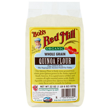 Bob\'s Red Mill Organic Quinoa Flour