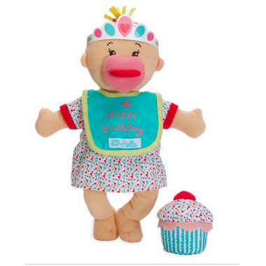 Wee Baby Stella Doll Sweet Scents Birthday Set