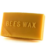 Honey Candles Pure Beeswax Block