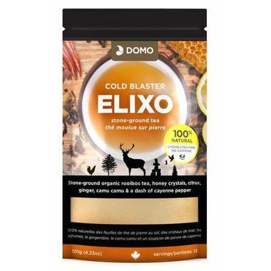 Domo Cold Blaster Elixo Stone Ground Tea