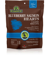 Holistic Blend Blueberry Salmon Hearts