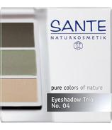 Sante Eyeshadow Trio