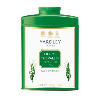 Buy Yardley Lily Of The Valley Talc Perfume Powder At Well