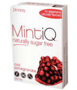 Mint iQ Cool Pomegranate Mints