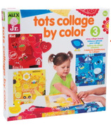Alex Jr. Tots Collage By Colour