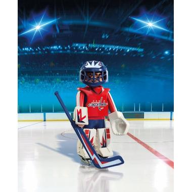 Playmobil NHL Washington Capitals Goalie