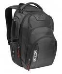 OGIO Gambit Laptop Backpack in Black