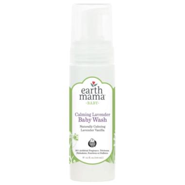 Earth Mama Organics Baby Calming Lavender Wash