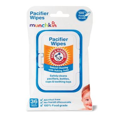 Munchkin Arm & Hammer Pacifier Wipes