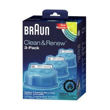 Braun Clean & Renew Shaving Cartridge Refill