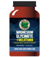 Pure Lab Vitamins Magnesium Glycinate Nighttime