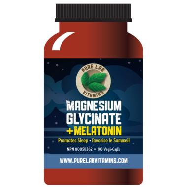 Magnesium taurate sleep