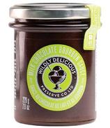Wildly Delicious Milk Chocolate Bourbon Sauce