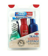 7 Piece Travel Accessories Kit