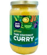 Yai's Thai Yellow Coconut Curry