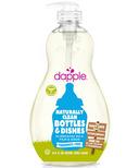 Dapple Fragrance Free Baby Bottle & Dish Liquid