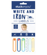 Stuck on You Write on Labels