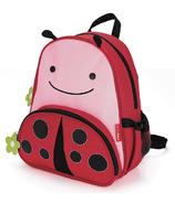 Skip Hop Zoo Packs Little Kid Backpack Lady Bug Design