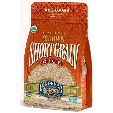 Lundberg Organic Brown Short Grain Rice