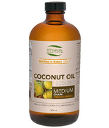 St. Francis Herb Farms Liquid Coconut Oil & MCT