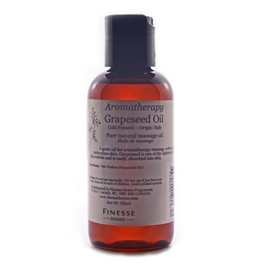 Finesse Home Grapeseed Carrier Oil