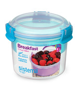 Sistema Breakfast To Go Blue