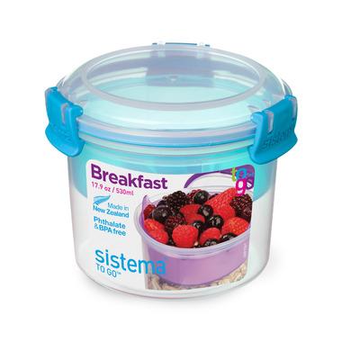 Sistema Breakfast To Go Blue