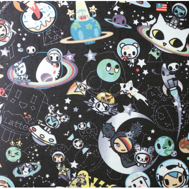 Clek x tokidoki Oobr Full Back Booster
