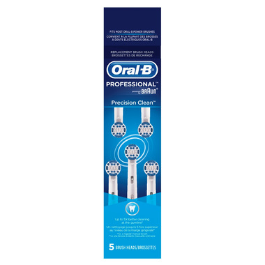 Oral B Precision Clean Replacement 74