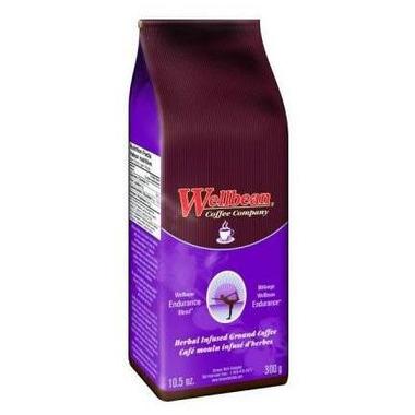 Strauss Herb Company Wellbean Blend Ground Coffee
