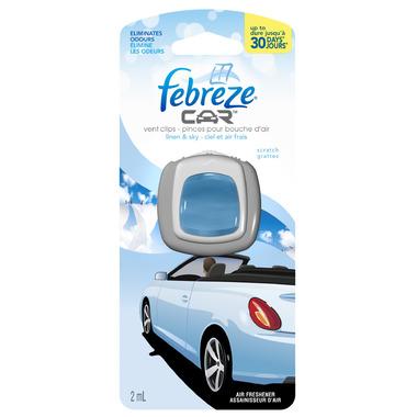 Febreze Car Vent Clip Air Freshener