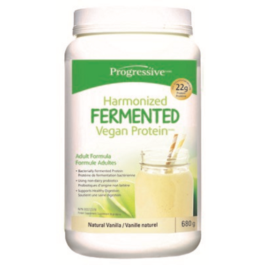 Progressive Harmonized Fermented Vegan Protein Powder