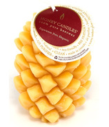 Honey Candles Ponderosa Pine Cone Ornamental Candle