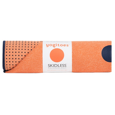 Manduka yogitoes Skidless Towel Heather Collection Heather Tenacity