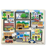 Melissa & Doug Vehicles Maze Puzzle