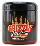 Nature Lovin' Grizzly Bear Paw Masturbation Cream