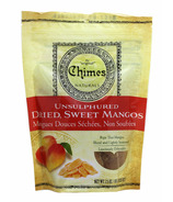 Chimes Unsulphured Dried Sweet Mangos