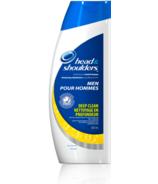 Head & Shoulders for Men & Deep Clean Shampoo