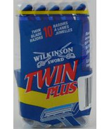 Wilkinson Sword Twin Plus