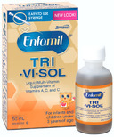 Enfamil Tri-Vi-Sol Liquid Multi-Vitamin Supplement of Vitamins A, D, C