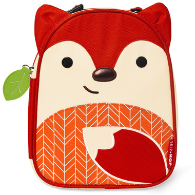 Skip Hop Zoo Lunchie Insulated Lunch Bag Fox