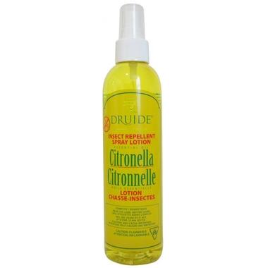 Druide Citronella Insect Repellent Spray Lotion
