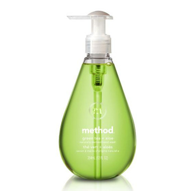 Method Gel Hand Wash Green Tea + Aloe