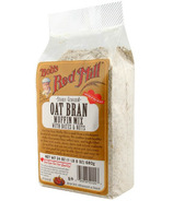 Bob's Red Mill Oat Bran & Date Nut Muffin Mix