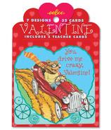 Eeboo Speedy Valentine's Cards