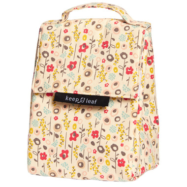 Keep Leaf Lunch Bag Bloom