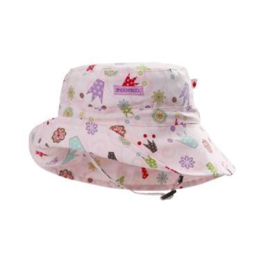 Snug As A Bug Adjustable Sun Hat Princess Girl