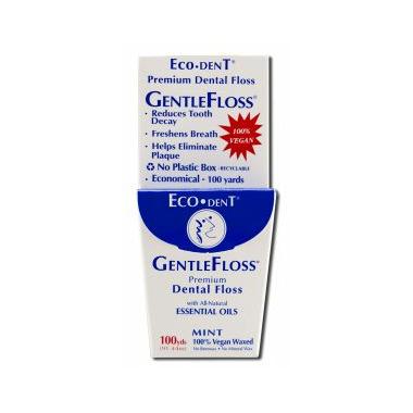Eco-Dent GentleFloss Dental Floss