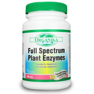 Organika Full Spectrum Plant Enzymes