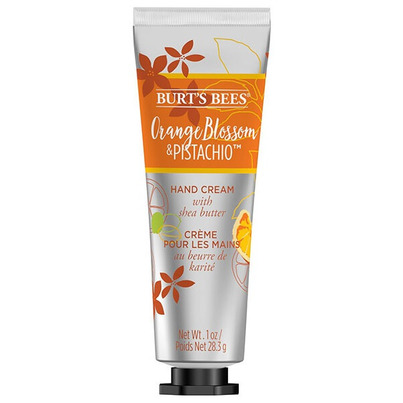 Burt's Bees Hand Cream Orange Blossom & Pistachio